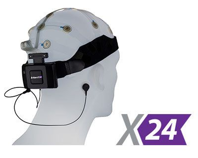 Advance brain monitoring EEG system